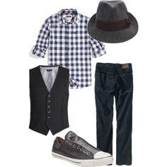 what to wear senior boy