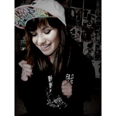Demi Lovato ❤ liked on Polyvore
