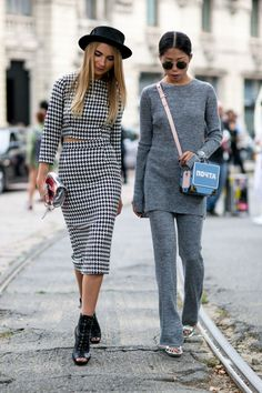 THE BEST STREET STYLE FROM MILAN FASHION WEEK SO FAR