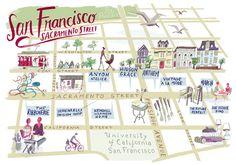 San Francisco Shopping Guide - San Francisco Design Stores - House Beautiful