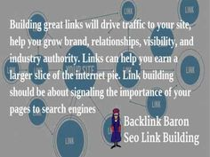 Backlink Baron an Efficient SEO Link Building Services provider company - http://www.highpa20s.com/link-building/backlink-baron-an-efficient-seo-link-building-services-provider-company/
