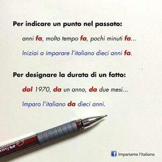 Impariamo l,italiano