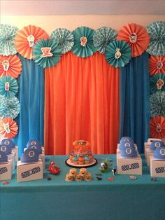 DIY Octonauts Birthday Party Decoration (diy birthday cake paw patrol)