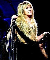Stevie Nicks of Fleetwood Mac - Arcadia High School Alum & born at Good Samaritan Hospital in Phoenix.