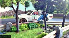 Ford Escort MKII RS 1800 (1/32 scale)  #scalextric #slot #slotcar #slottrack #slotcartrack #circuito #maqueta #portable  #forsale  #scalemodel #modelismo #modelism #handmade #paint #airbrush #aerografo #landscaping #rally #cars #wrc #wec #paintwork #mountain #montaña #tree #arbol #arbre #diy #doityourself #entrepreneur #custom #artisan #woodart #art #carart #maqueta #madera #handmade #hechoamano #woodwork #fetama #ford #escort Slot Car Tracks, Slot Cars, Car Art, Handmade Paint, Ford Escort, Mini, Monster Trucks, Woodworking, Mountains