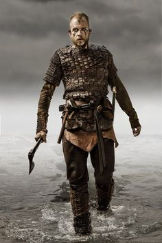 Vikings Floki Season 3 Official Picture - vikings-tv-series Photo