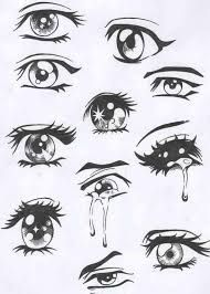 Image result for how to draw a perfectly simple eye easy