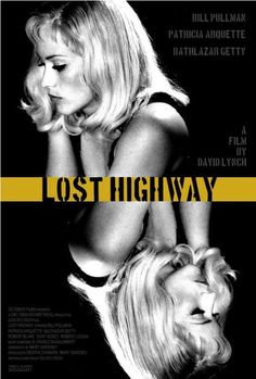 Lost Highway (1997) - Best soundtrack of the 90s thanks to Bowie, Reznor, Manson & Rammstein (in addition to the cool Jazz).