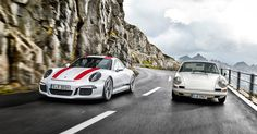 The new #911R is limited to 991 editions worldwide.  Learn more: http://link.porsche.com/911R-pin-gallery *Combined fuel consumption in accordance with EU 6: 13,3 l/100 km; CO2 emissions: 308 g/km.
