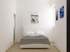 Rendering interior house sardegna