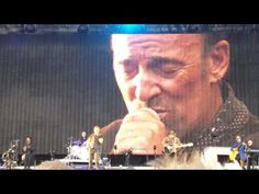 """Bruce Springsteen - """"Back In Your Arms"""" Dublin Croke Park 27th May 2016 - YouTube"""