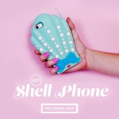Pre-Order The Shell Phone!