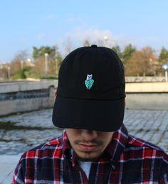 42e478a7d22b3 RIP N DIP Leaf Dad Hat Black
