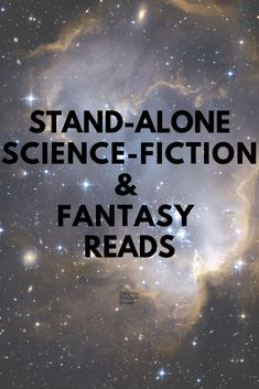 Love science fiction and fantasy, but don't have time for a series? Check out this list of stand-alone science fiction or fantasy books. Sci Fi Books, Sci Fi Movies, Reading Adventure, Science Fiction Books, Penguin Random House, Fantasy Books, Book Of Life, Book Lists, Reading Lists