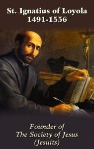 """St. Ignatius Of Loyola And The Mule of Providence - """"Ignatius of Loyola was riding on a mule. He was heading towards a port city in Spain in the hope of going to Jerusalem. On the way he met a Moor...."""" ~ Turn Back to God"""