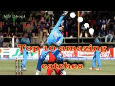 """top 10 best catches  Top 10 cricket match catches by ODIcricketer video 