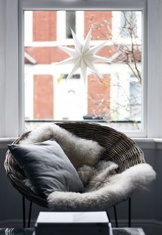 Nordic Christmas decorations with Rose & Grey   These Four Walls blog