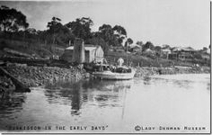 Lady Denman Museum: Huskisson, the early days
