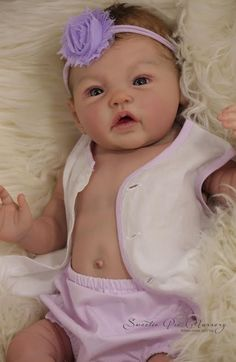 Adeline by Ping Lau - Pre-Order - Online Store - City of Reborn Angels Supplier of Reborn Doll Kits and Supplies