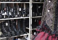 Goth Boots, Combat Boots, Shoes, Fashion, Moda, Zapatos, Shoes Outlet, Fashion Styles, Shoe