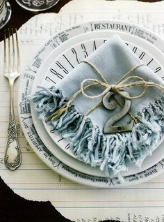 Different Place Setting