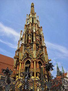 Nuremberg Germany Churches | Things to do in Nuremberg, Germany. Sebalder Alstadt Walking Tour