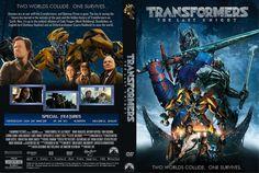 Transformers: The Last Knight (2017) DVD Custom Cover