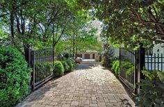Gated Driveway https://www.facebook.com/media/set/?set=a.10151294472306403.1073741828.71257806402=1 #listingoftheweek #driveway #realestate
