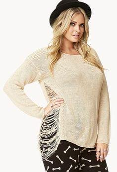 Trendy Plus Size Fashion for Women: Autumn Knitwear