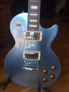 Epiphone Les Paul Standard Pelham Blue Electric Guitar Insruments