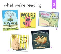 what we're reading – chapter three!