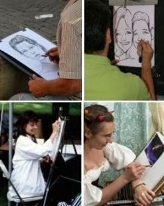 Learn to Draw - Some ideas for anyone who wants to learn how to draw, or who wants to improve his/her drawing skills