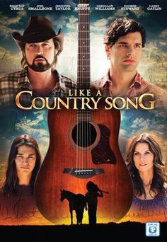 Like a Country Song   - Up-and-coming country singer Jake may be a rising star . . . but his personal life is about to implode! Will a chance encounter with the long-lost father he thought had died in an accident bring him to his senses? Stars Joel Smallbone, Jennifer Taylor, and Billy Ray Cyrus. Dove approved  CBD Stock No: WW804513