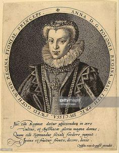 Anna Catherine Constance Vasa of Poland (1619-1651). Artist: Passe, Crispijn van de, the Elder