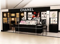 Chanel Saks Concept Store - Cosmetics Retail Space