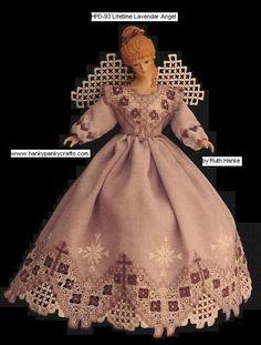 Gallery.ru / Фото #31 - Коллекция кукол - Изысканный гардероб - vitaviolet