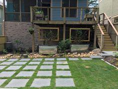25 Budget Ideas for Small Outdoor Spaces | Outdoor Spaces - Patio Ideas, Decks & Gardens | HGTV