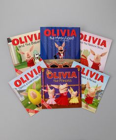 For our sweet Olivia!