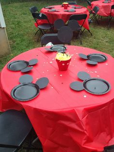 K+P=3: Mickey Mouse Party!