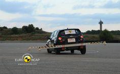 쉐보레 아베오 2011 유로NCAP '안전성 최우수 차량' 타이틀을 획득
