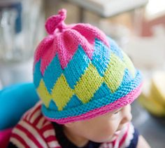 Ravelry: Parallelo Hat pattern by Shipra Panosian