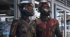 Ant-Man and the Wasp Are Ready to Fight in New Photo and Synopsis -- Get a closer look at the two title characters in a new photo from Ant-Man and the Wasp, plus the official synopsis. -- http://movieweb.com/ant-man-2-photo-official-synopsis/