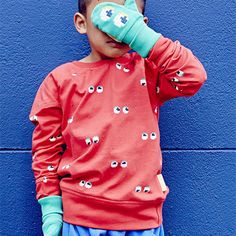 Peepers Mittens by Boys and Girls - Junior Edition www.junioredition.com