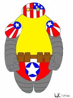 baymax/superpatriot(image comics)