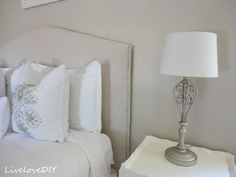 LiveLoveDIY: Our Master Bedroom: The latest changes