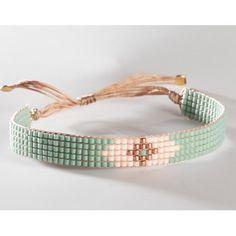 Seed Bead Bracelets Diy, Bracelet Crafts, Woven Bracelets, Seed Bead Jewelry, Bead Jewellery, Ankle Bracelets, Bead Embroidery Jewelry, Beaded Jewelry Patterns, Beaded Bracelets