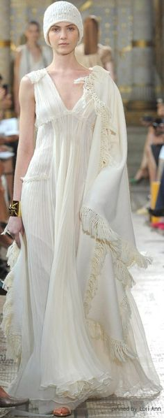 Christophe Josse Couture Fall 2013