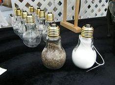 Comment recycler ses ampoules en objets décoratifs - Webzine Café Du Web
