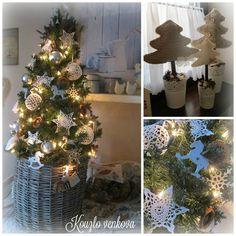 Christmas Decorations, Christmas Tree, Holiday Decor, Home Decor, Teal Christmas Tree, Decoration Home, Room Decor, Xmas Trees, Christmas Trees