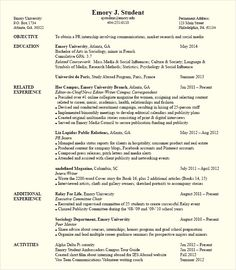 Political Science Internship Resume - http://topresume.info/political- science
